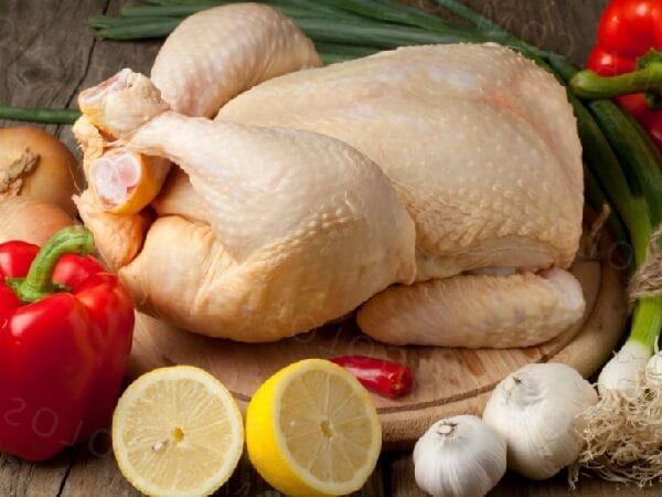 Современная курица не диетический продукт.