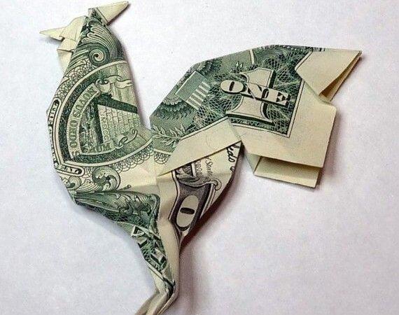 Куры денег не клюют.