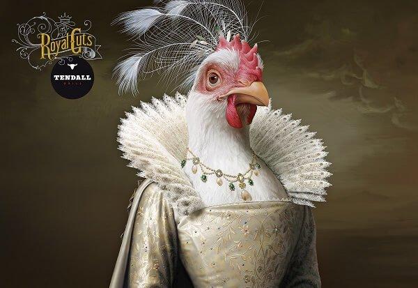 Куры в рекламе и рекламные ролики с участием курицы