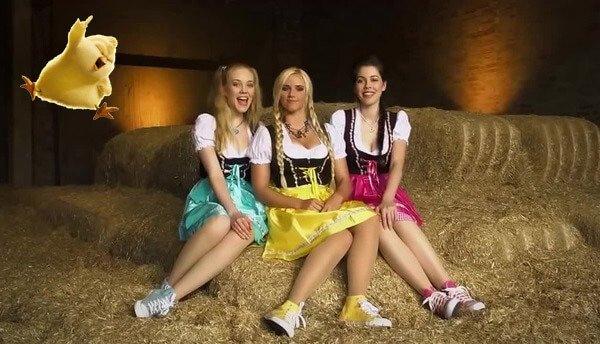 Цыпленок Пи песни на русском, текст и видео.