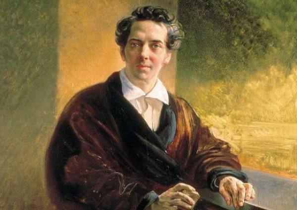 Антоний Погорельский портрет.
