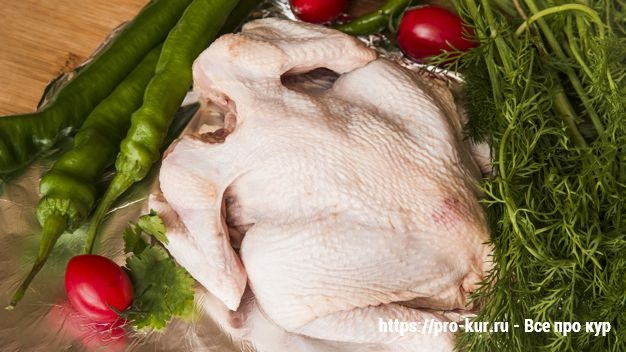 Мясо птицы — глупые мифы и реальные факты.