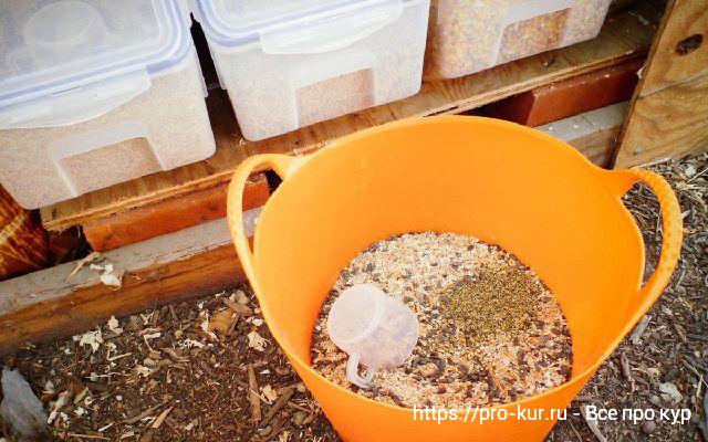 Комбикорм для кур своими руками в домашних условиях рецепт.