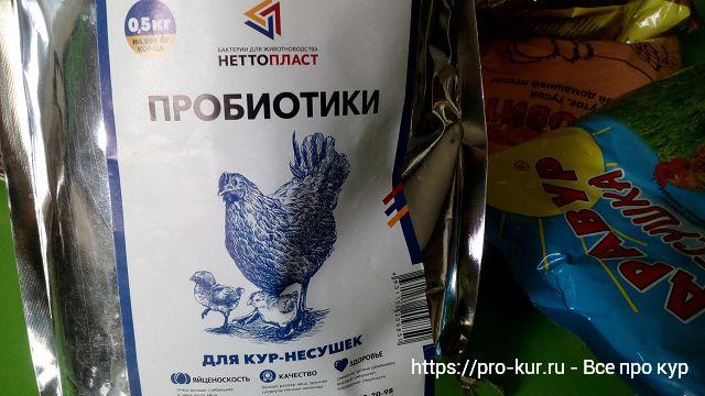 Премиксы и витаминные комплексы в кормлении кур.