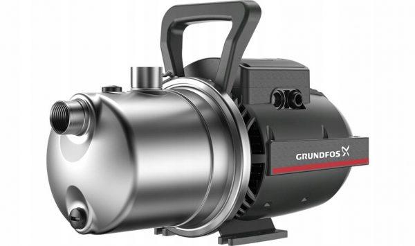 Насосное оборудование и Насос самовсасывающий Grundfos.