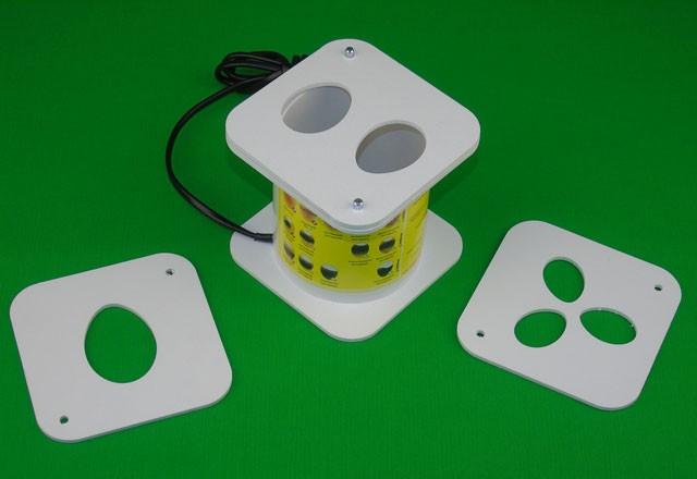 Овоскоп для определения качества инкубационных яиц.