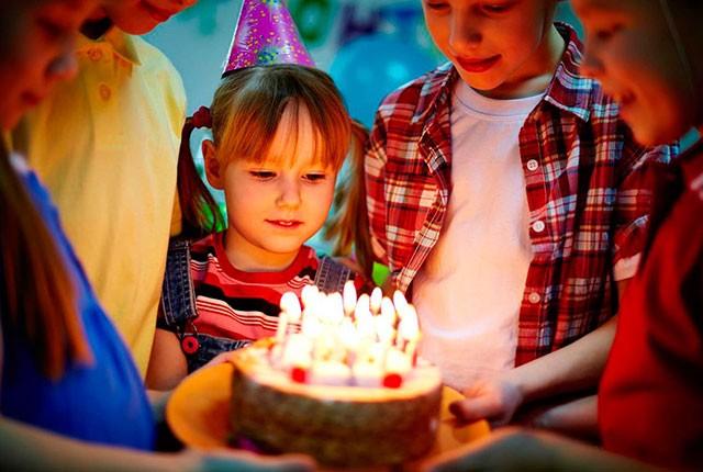 Рецепт хорошего праздника для детей.
