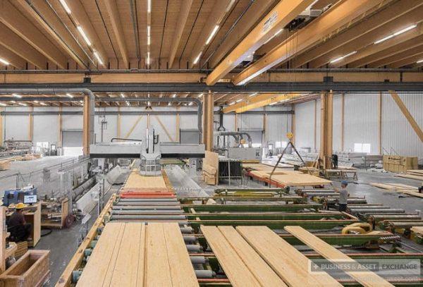 Деревообработка – оборудование и станки.
