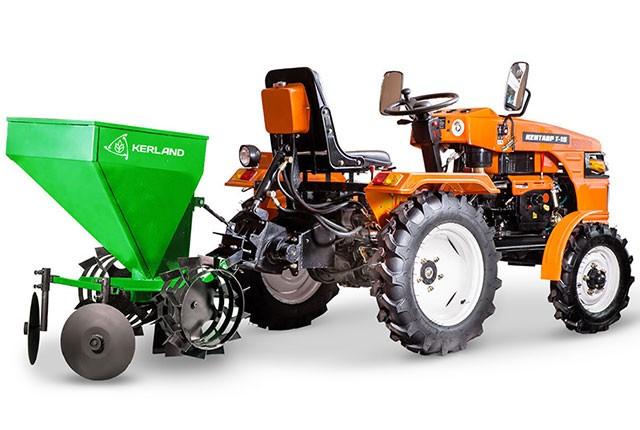 Навесное оборудование для трактора и виды техники.
